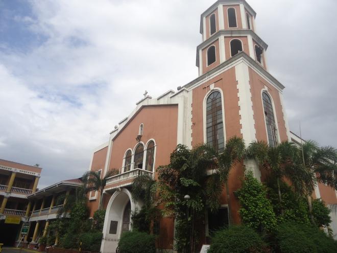 Facade of Santo Nino de Pandacan Church, Pandacan, Manila